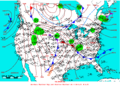 2006-04-06 Surface Weather Map NOAA.png