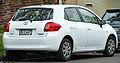 2007-2009 Toyota Corolla (ZRE152R) Ascent 5-door hatchback (2011-11-18).jpg