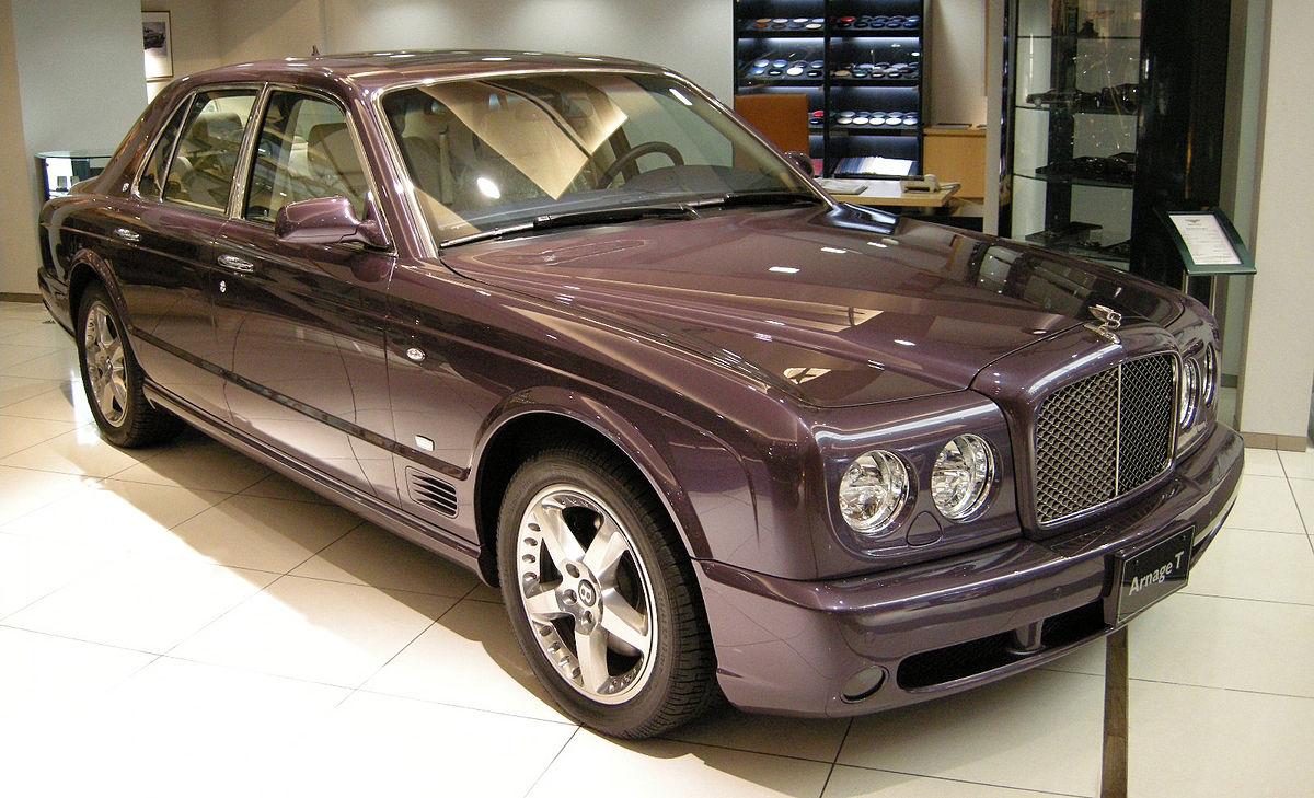 Bentley Arnage Wikipedija