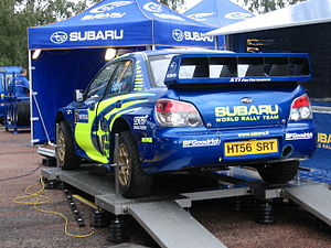 2007 Rally Finland preparations 14.JPG