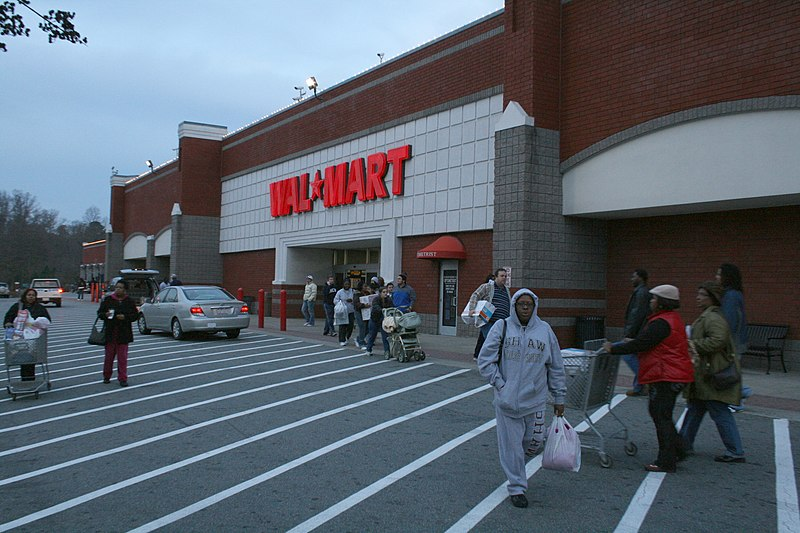black friday, thanksgiving, stores open, walmart