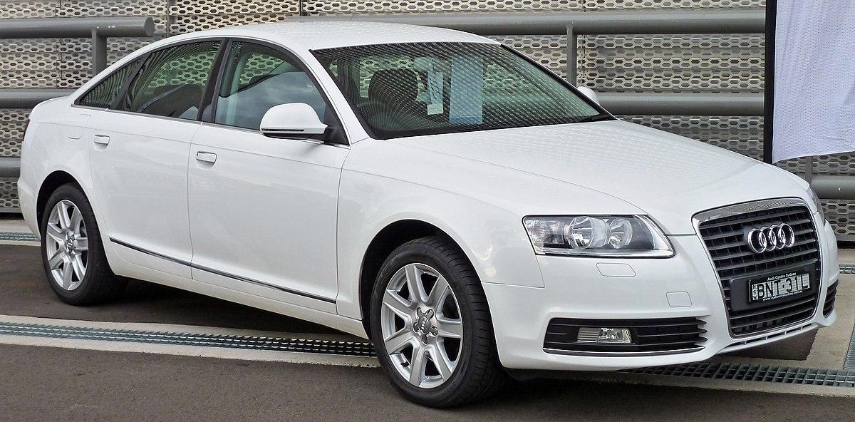 Audi A6 C6 Wikipedia