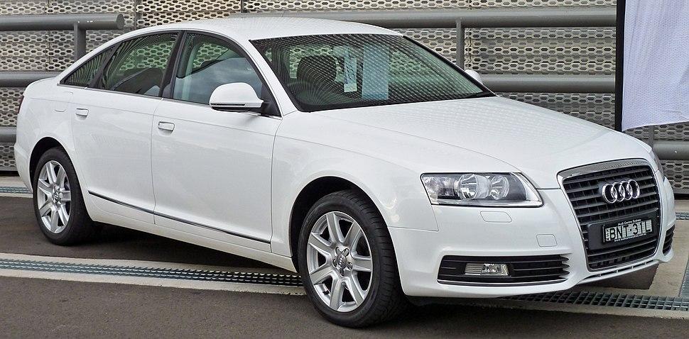 Audi A6 Howling Pixel