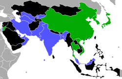 2010 Asian Games football participants.png