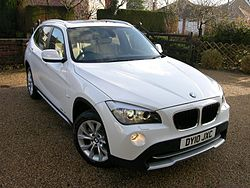 2010 BMW X1 sDrive 2.0d SE - Flickr - The Car Spy (27).jpg