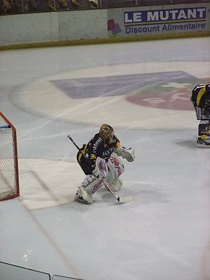 Trevor Koenig - Image: 2010 Ligue Magnus Final 010