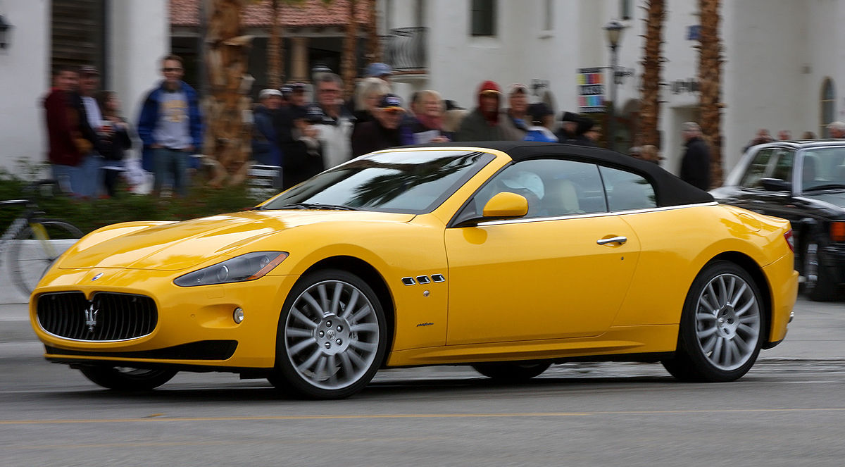 Maserati Grancabrio Wikipedia Wolna Encyklopedia