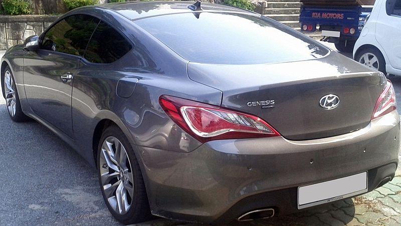 Hyundai Genesis Coupe Wiki Autos Post