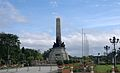2011 The Rizal Monument, Luneta Park , Manila, Philippines.jpg