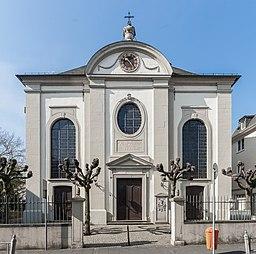 2013 03 26 Katholische Pfarrkirche St. Remigius, Hauptstraße 410, Königswinter IMG 4656