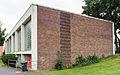 2013-08-30 Bertolt-Brecht-Gesamtschule, Schlesienstraße 21-23, Turnhalle, Blickrichtung Südost, Bonn-Tannenbusch IMG 0669.jpg