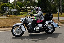 Honda Shadow Sabre - WikiVisually