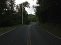 2014-08-28 11 41 09 View west along Taborton Road (Rensselaer County Route 42) about 3.6 miles east of New York State Routes 43 and 66 in Sand Lake, New York.JPG