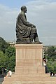 2014 Erywań, Pomnik Hovhannesa Tumaniana (01).jpg