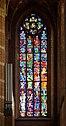 2014 Nysa, Bazylika św. Jakuba i św. Agnieszki, witraż 01.jpg