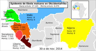 2014 ebola virus epidemic in West Africa (eo 20141130).png