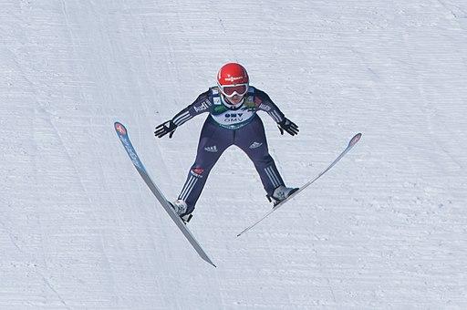 20150201 1110 Skispringen Hinzenbach 7963