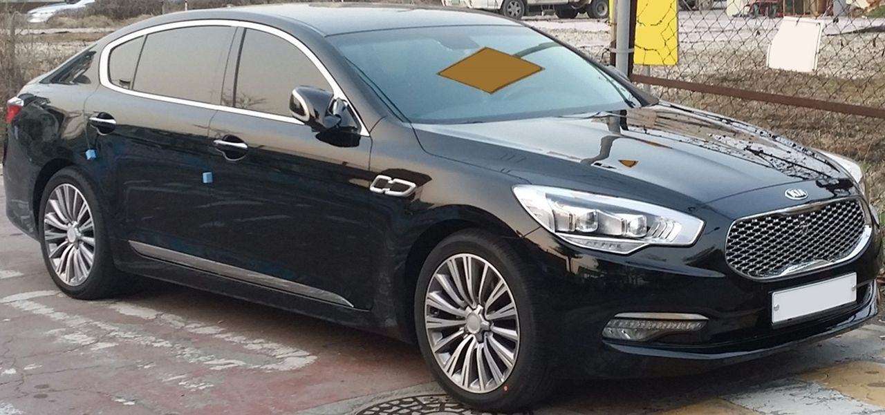 20150409 Kia The New K9 001