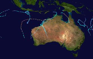2017–18 Australian region cyclone season
