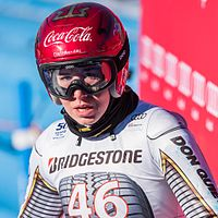 2017 Audi FIS Ski Weltcup Garmisch-Partenkirchen Damen - Ester Ledecka - by 2eight - 8SC0528.jpg