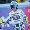 2017 Audi FIS Ski Weltcup Garmisch-Partenkirchen Damen - Stephanie Venier - by 2eight - 8SC9478.jpg