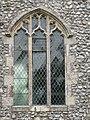 2018-07-11 Window, Parish church of Saint Michael and All Angels, Sidestrand (2).JPG