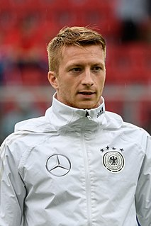 Marco Reus German footballer