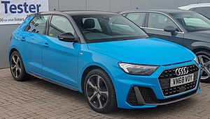 Audi A1 GB