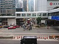 2019-10-04 Central Protest - People Start Blocking Connaught Road Central (1).jpg
