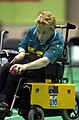 221000 - Boccia Scott Elsworth action 3 - 3b - Sydney 2000 match photo.jpg