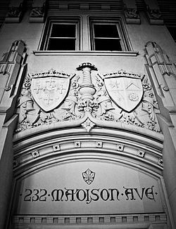232 Madison Ave, NYC - Polhemus & Coffin, AIA
