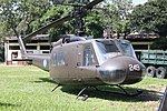 249 Bell UH-1H Iroquois El Salvador Air Force (7485709166).jpg