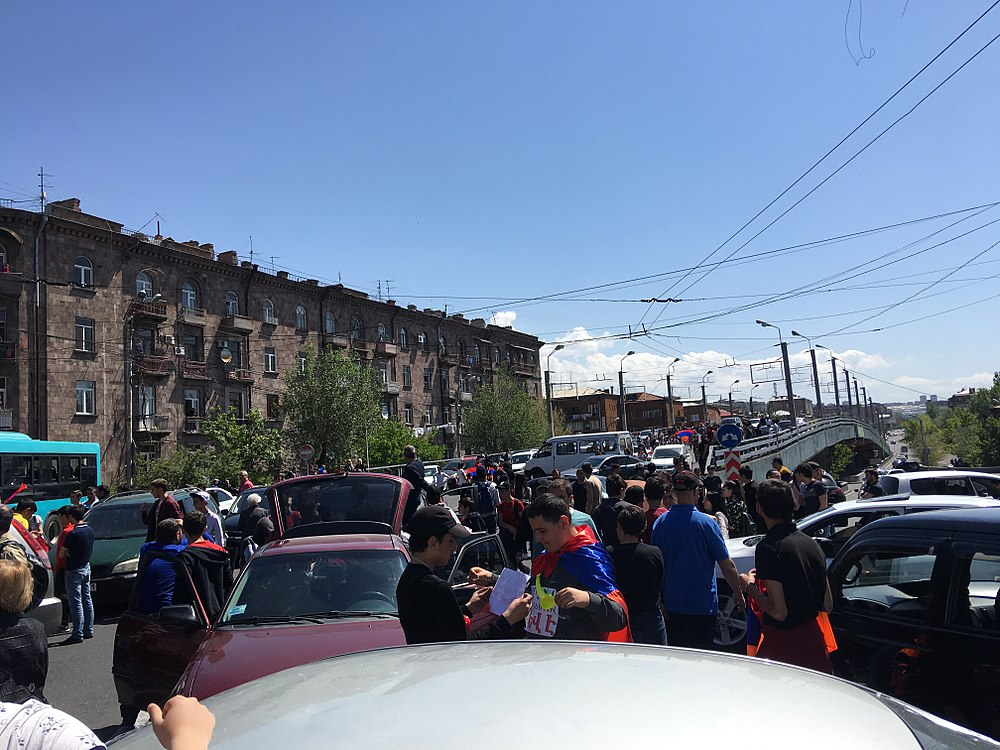 26.04.2018 Protest Demonstration, Yerevan 002.jpg