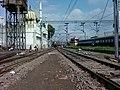 2875 Neela(n)chal Express approaching LKO East Central Cabin - Flickr - Dr. Santulan Mahanta.jpg