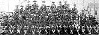 "2d Air Refueling Squadron - 2d Aero Squadron (Later Squadron ""A""), Kelly Field Texas, 1918"