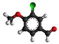 3-chloro-anisaldehyde3D.png