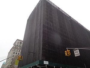 370 Jay Street - 370 Jay Street undergoing renovations in 2016.
