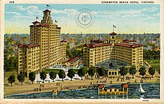 Edgewater Beach Hotel Wikipedia
