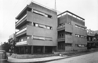 1937 in architecture - Image: 3 MAPU ST