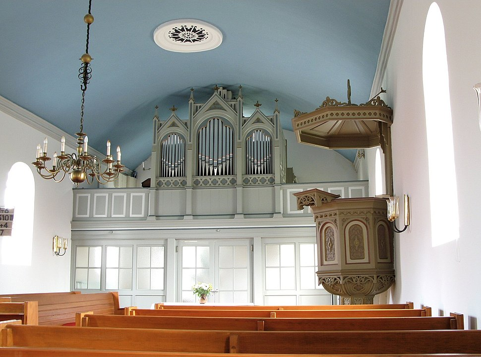 4722342 Driever Orgel