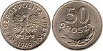 50 groszy 1949 CuNi.jpg