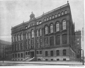 Boston University College of Arts and Sciences - 688 Boylston Street - Home of CLA (CAS) from 1907-1947