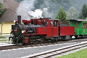 0-8-0 - Kriegsdampflokomotive HF 160 D