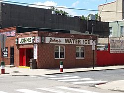 John's Water Ice, 701 Christian StJune 8, 2016