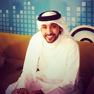 Music of Qatar - Qatari singer Fahad Al Kubaisi
