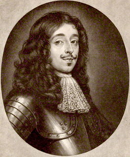 Charles Stanley, 8th Earl of Derby English noble