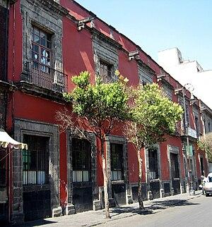 Santo Domingo (Mexico City) - 97 Republic de Cuba
