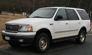 Ford Expedition - 1999–2002 facelift