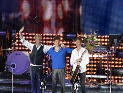a-ha 2010 in Moskau
