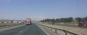 Nairobi–Mombasa Road - Image: A109, Kenya